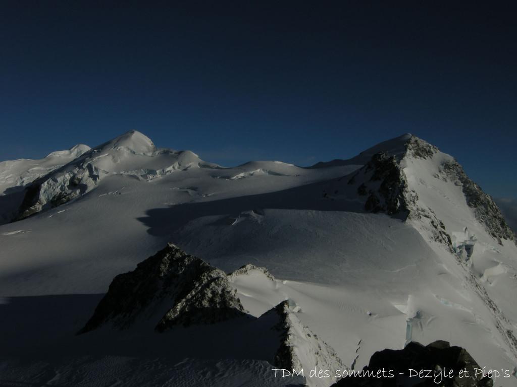 Hochstetter et Mt Aylmer