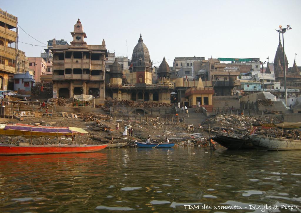 Manikarnika, lieu de cremations recherche