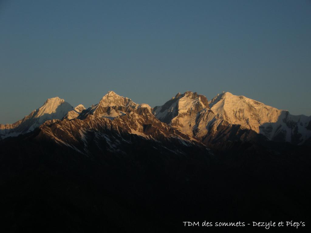 Chaîne du Ganesh Himal