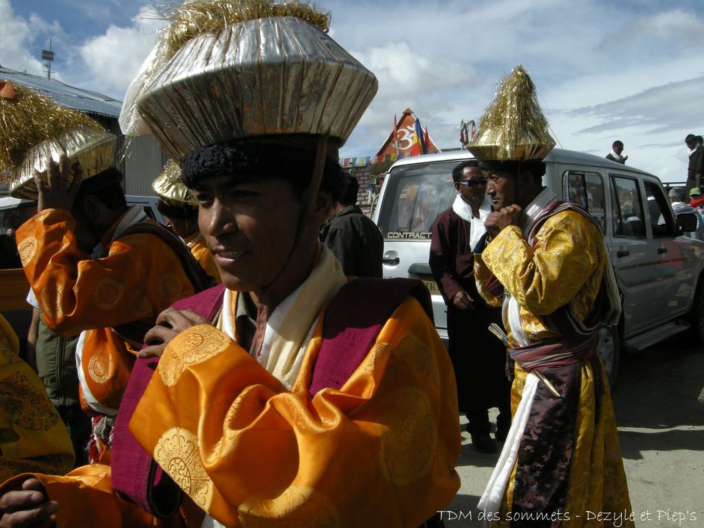Danses au Khardung La