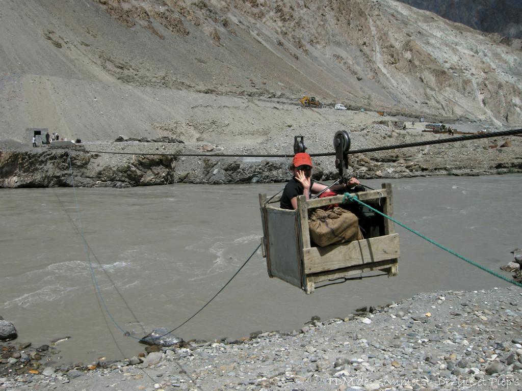Traversee du Zanskar