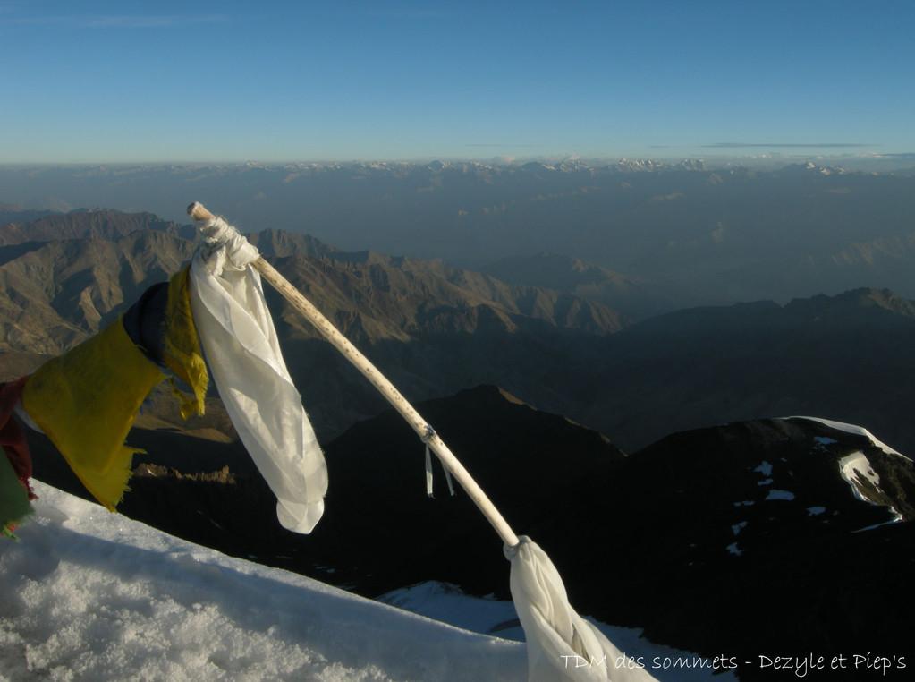 Au loin le Karakoram