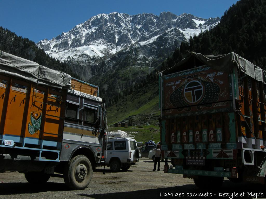 Sonamarg - Cachemire