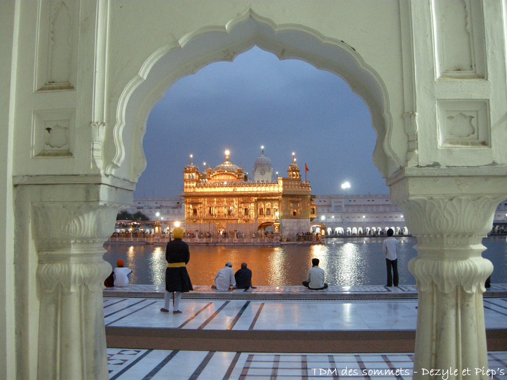 Temple d'or - Amritsar
