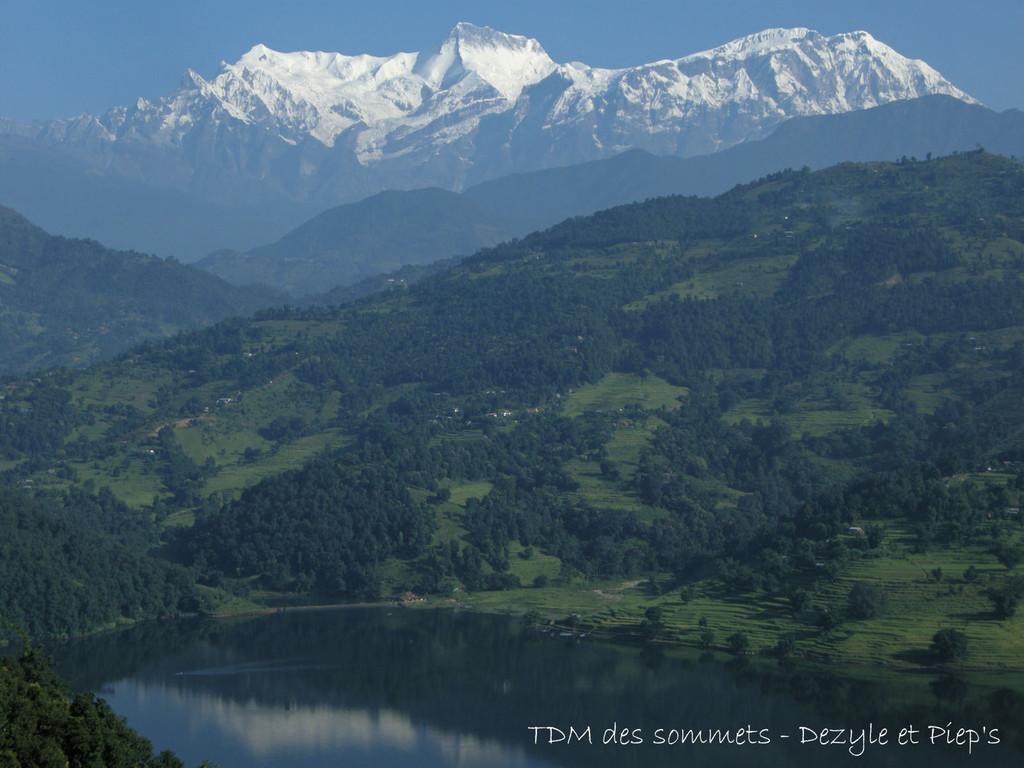 Chaîne des Annapurnas