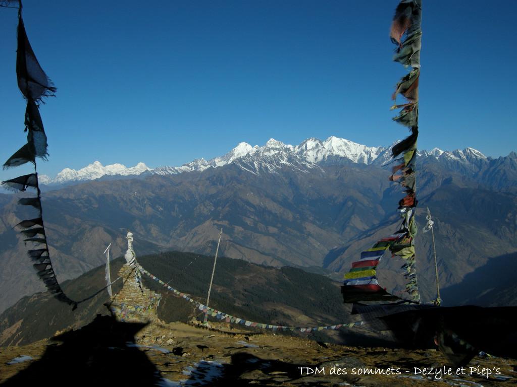 Machapuchare, Annapurna, Dhaulagiri