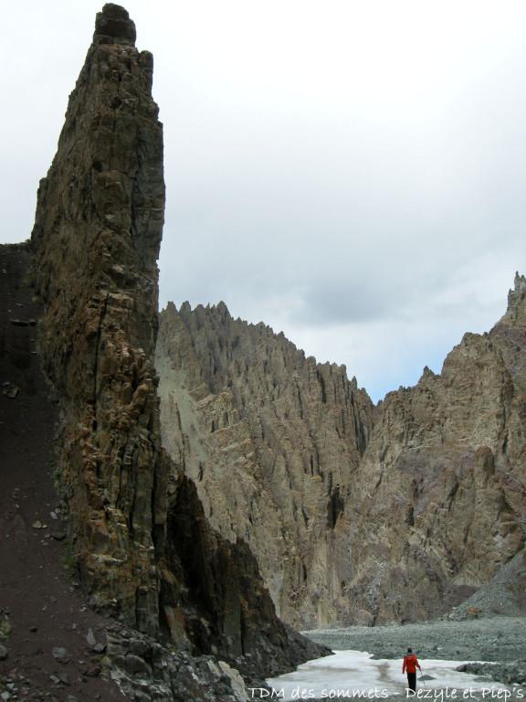 Vallee du Stok Kangri