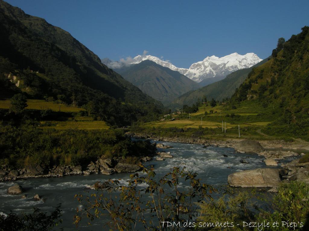 Vallée de la Marsyangdi
