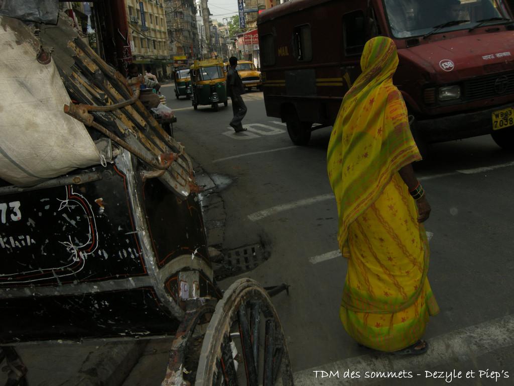 Rue de Kolkata