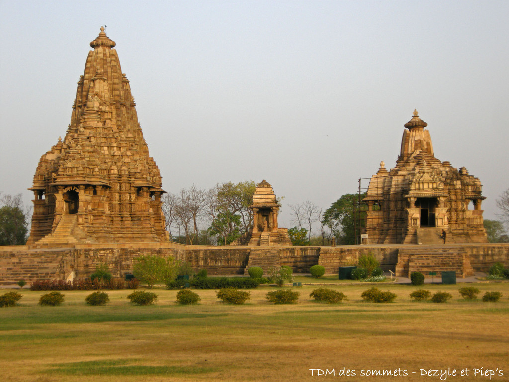 Devi Jagadamba et Mahadeva