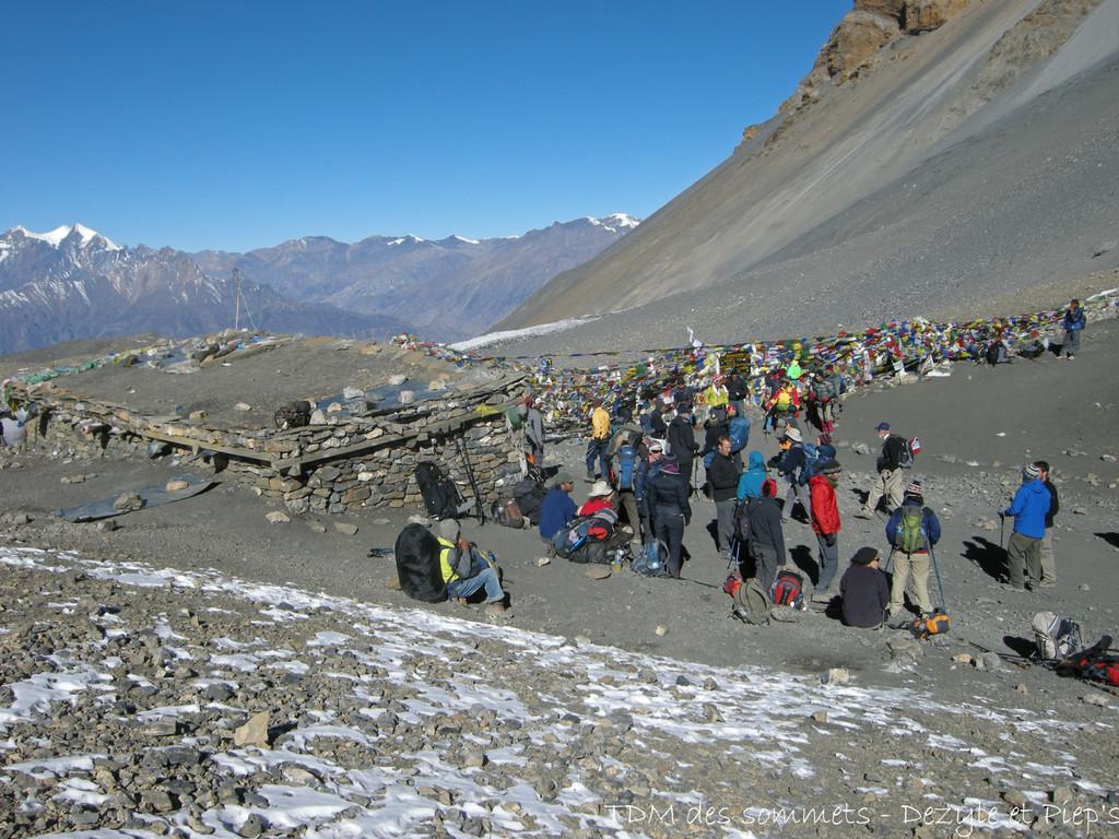 Thorung La, 5416 m