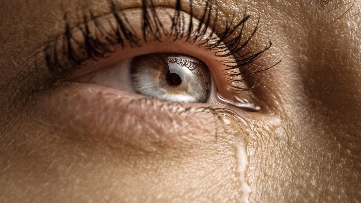 Les bienfaits des larmes