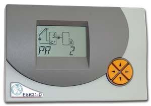Einfache Solarregelung ESR 31