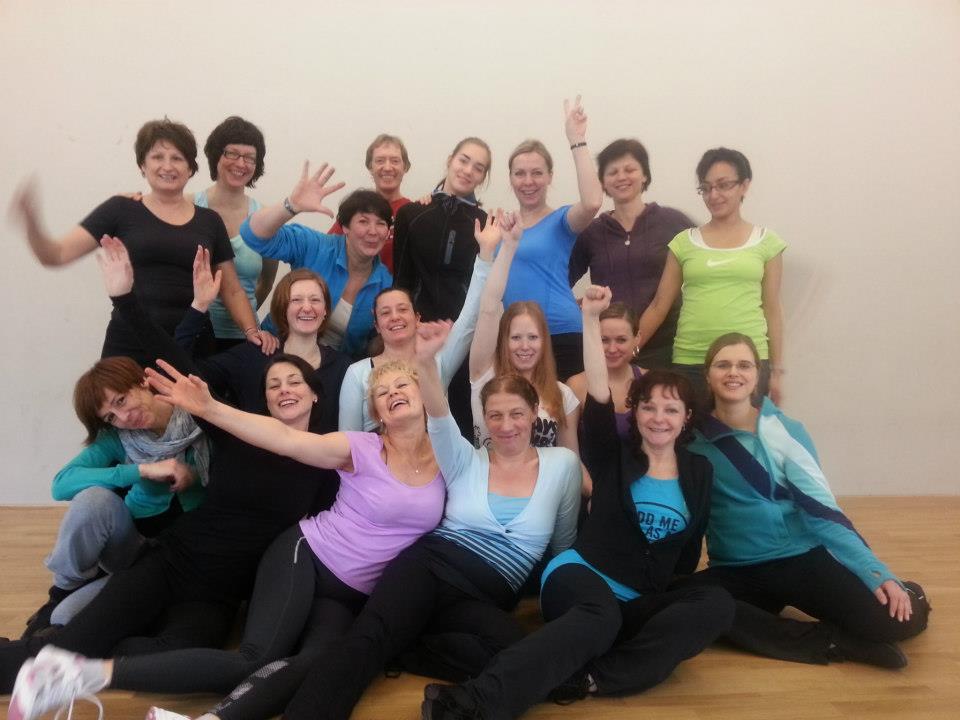 Prüfung zum Energy Dance® Trainer bestanden Hurra