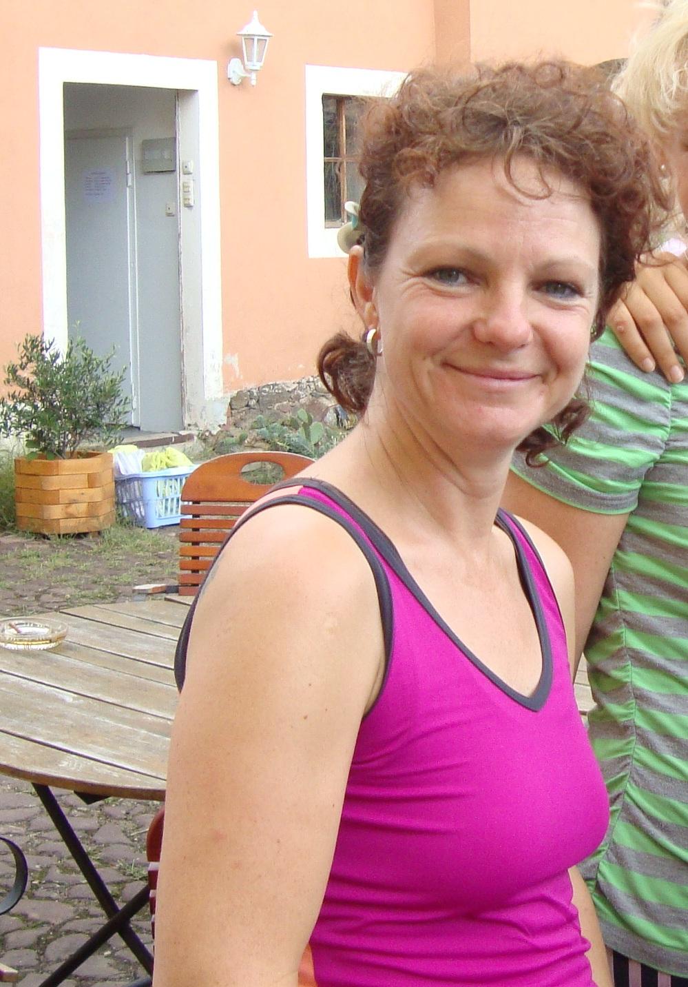 Manuela Wende Trainerin Energydance® Sachsen Thüringen