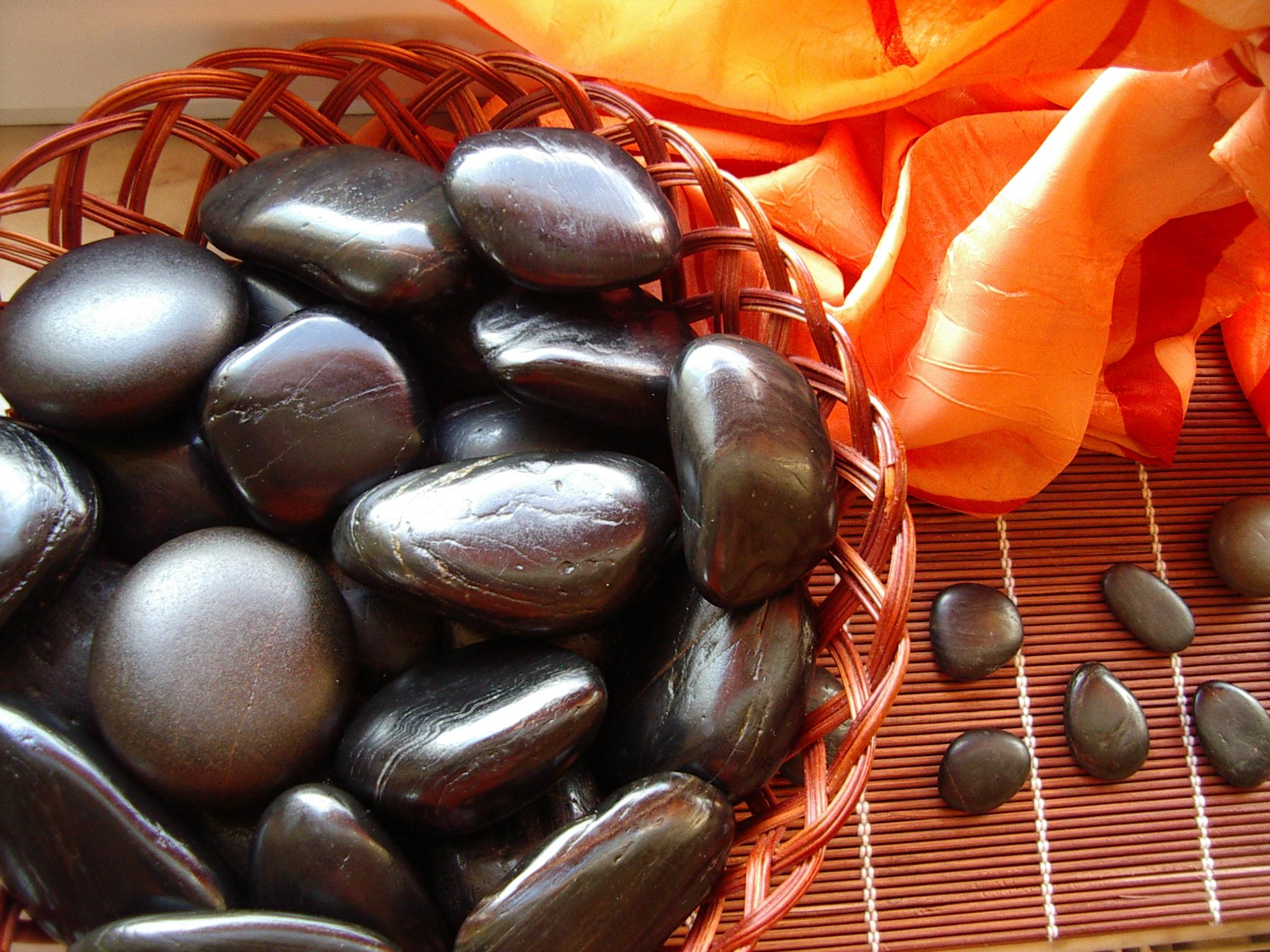 Hot Stone Massage Zellharmonie Vital- und Gesundheitsstudio