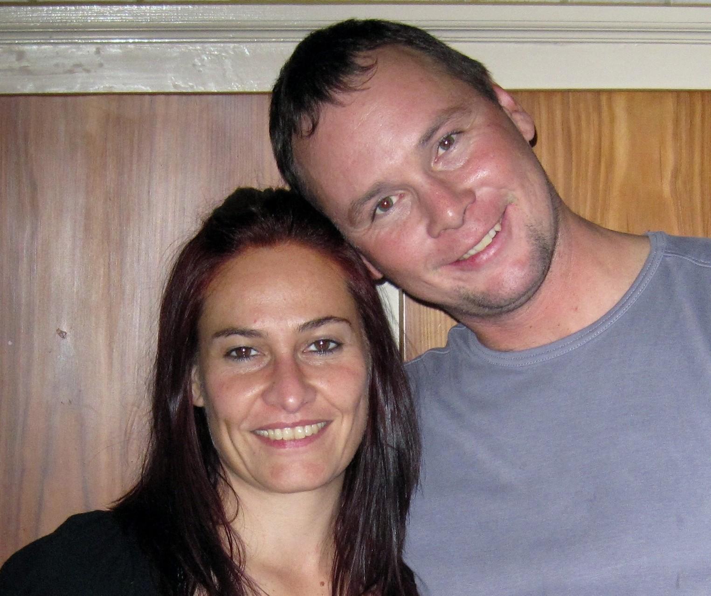 Trixi und Markus Lohner
