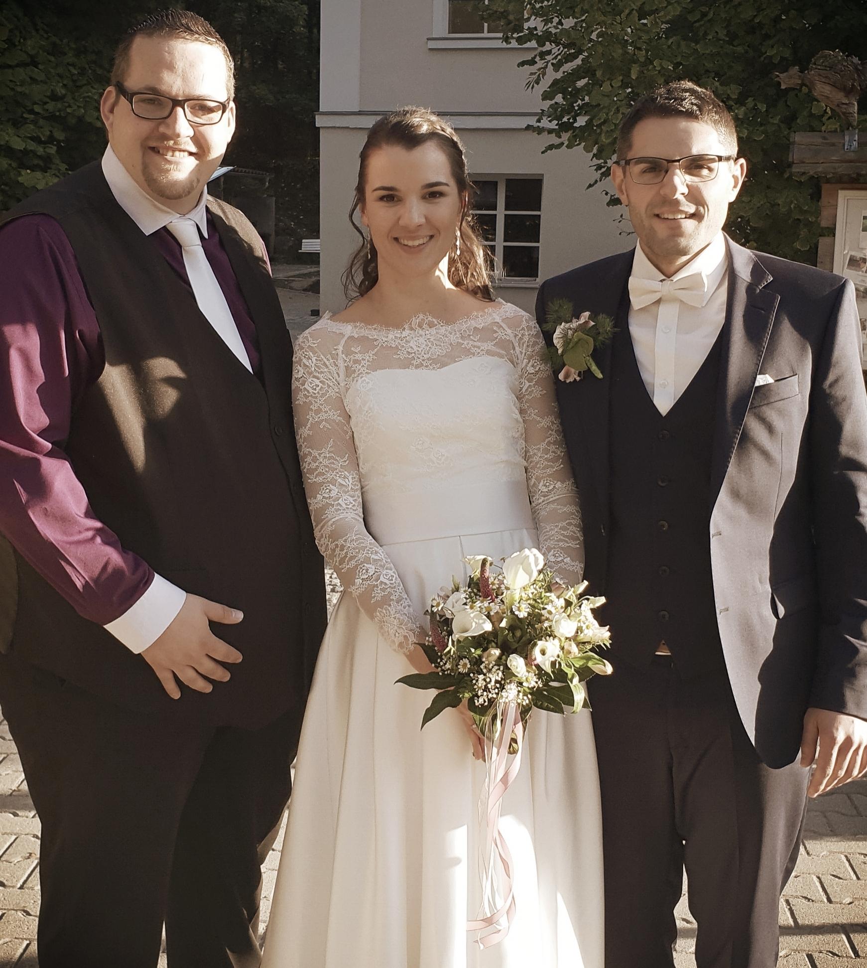 Hochzeit in Schriesheim