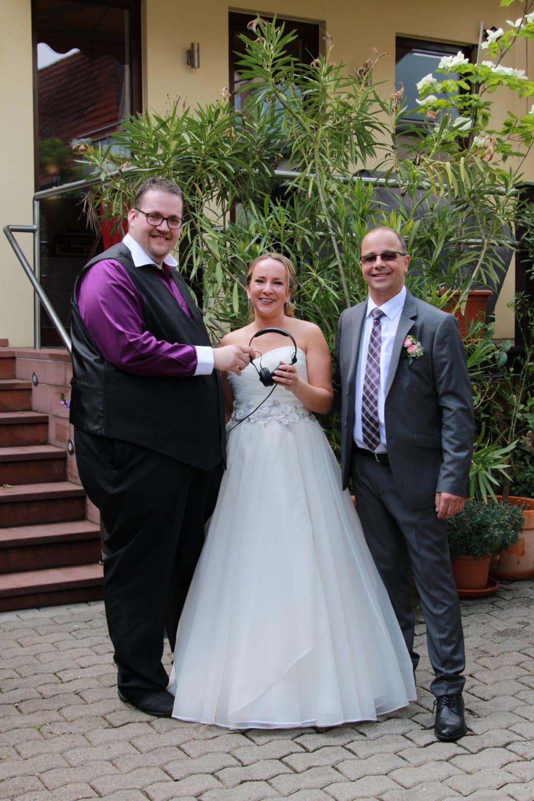 Hochzeits DJ Landau