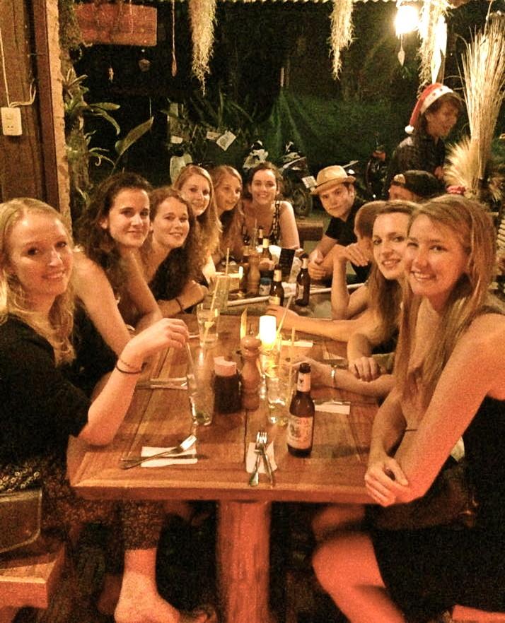 Witching Well Restaurant & Cafe- Otium Boutique Room,Pai, Thailand