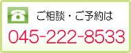 電話 045-222-8533