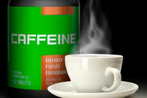 suplemento cafeína