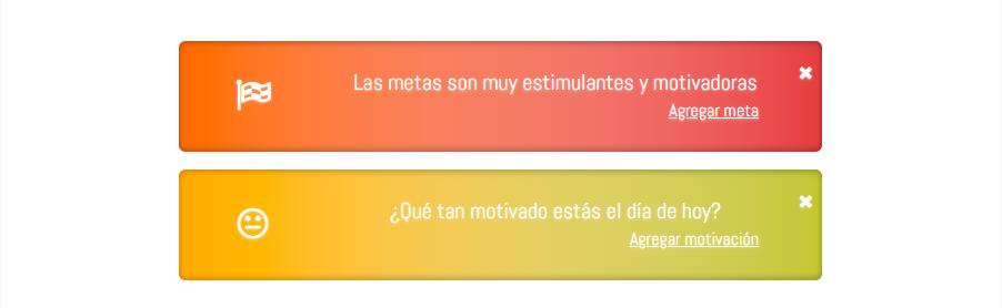 Metas y motivación en la app de EDPmadrid