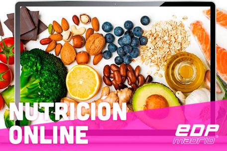 Servicio de nutrición deportiva en EDPmadrid
