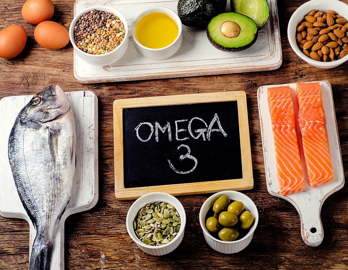 Suplementos de Omega 3 en el deporte.