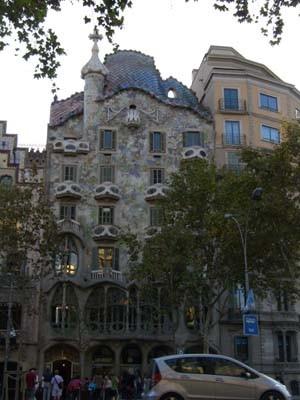 バルセロナ旅行の話題に戻ります。続きを読むをクリック!