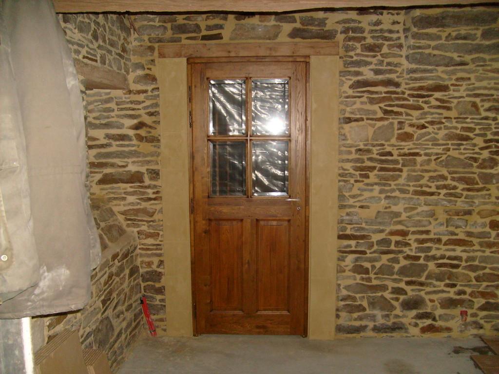 porte intérieur chêne