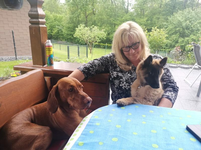 Casper lebt nun in Witten bei Familie Stollmann/Wendt! Viel Spass mit dem kleinen Casper!