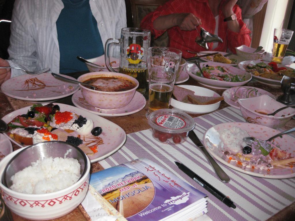 ウクライナ料理