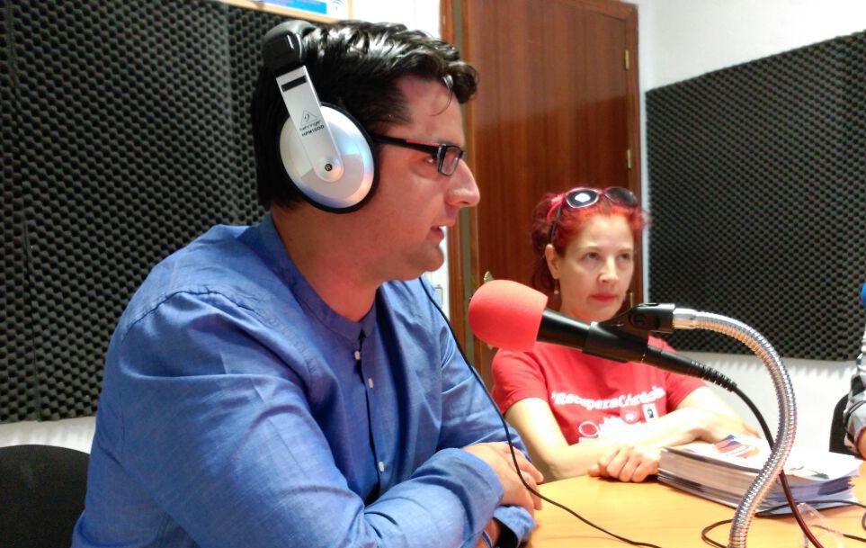 Izquierda Unida (Pedro García)