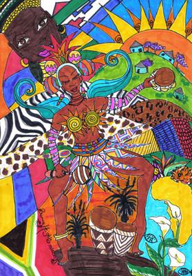 African Soul original