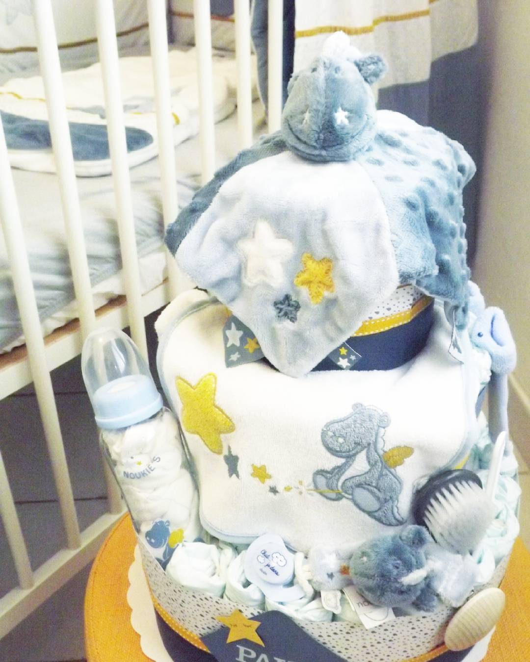 Cadeau Rigolo Baby Shower baby shower - cadeaux bébés - créations diverses - agence