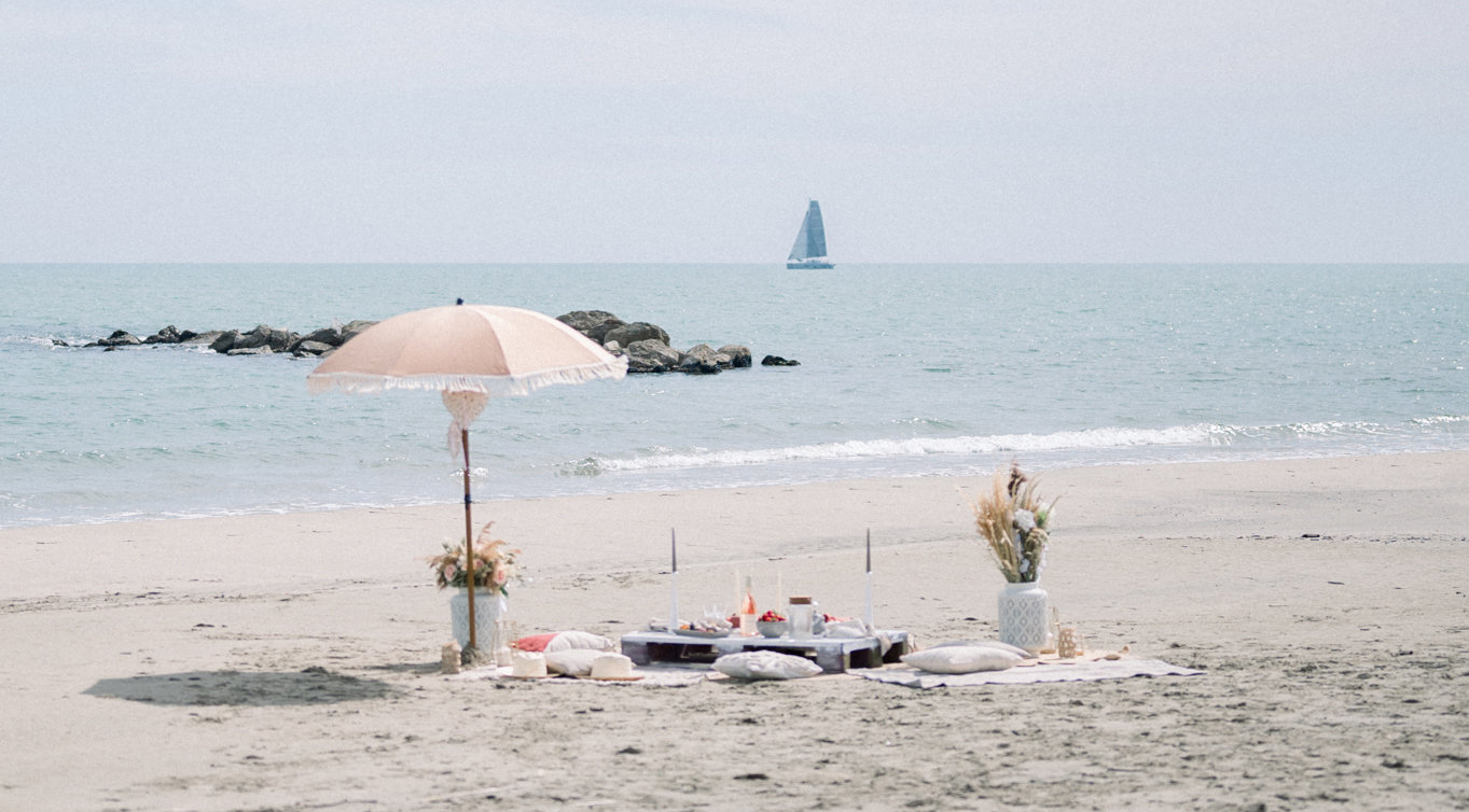 Demande en Mariage à la plage