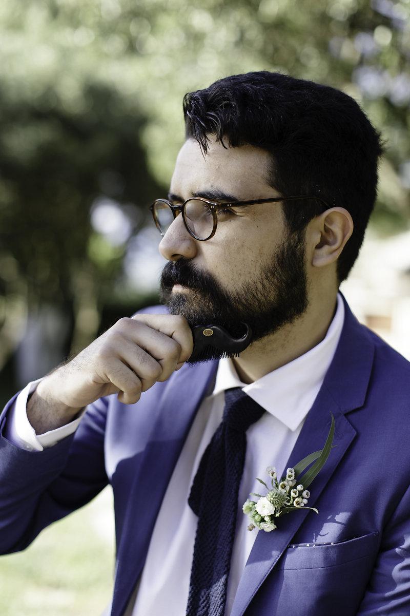 peigne barbe l'artisan créateur