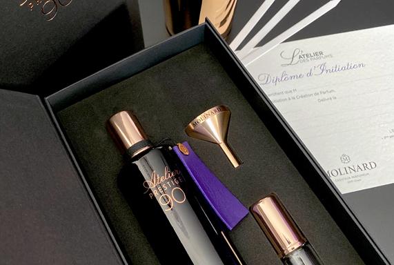 Creation parfum Mariage