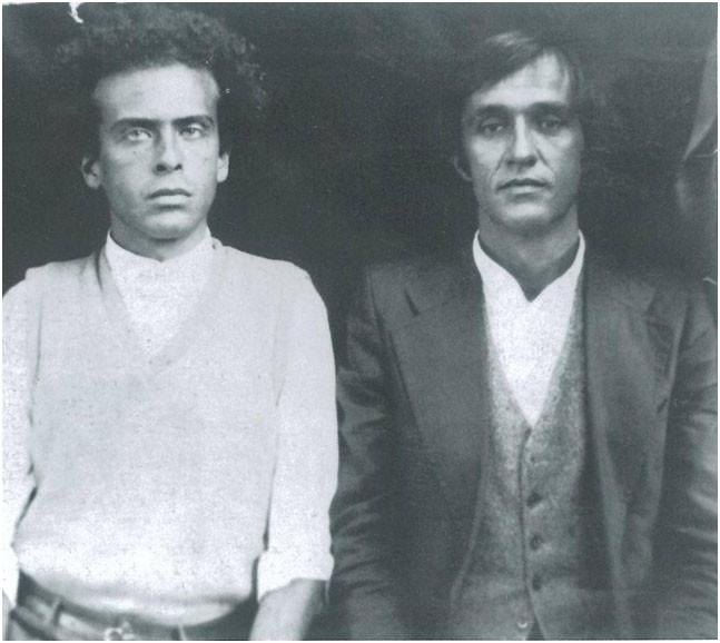 Francesco Clemente e Alighiero Boetti, Kabul, 1974