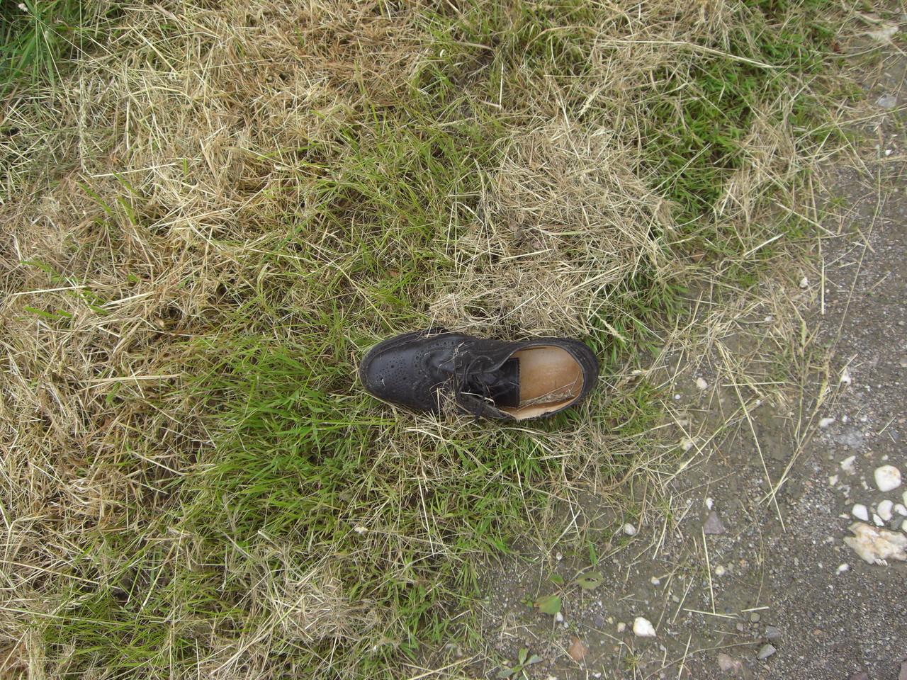 Ein Schuh?