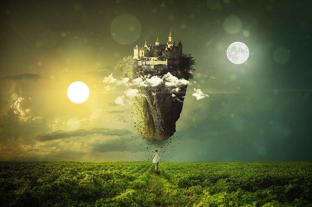 Frühlings-Tagundnachtgleiche - Willenskraft, sich wieder zu verwandeln, das Universum will deine Träume unterstützen, Feuer im Bauch, Sterne in den Augen!