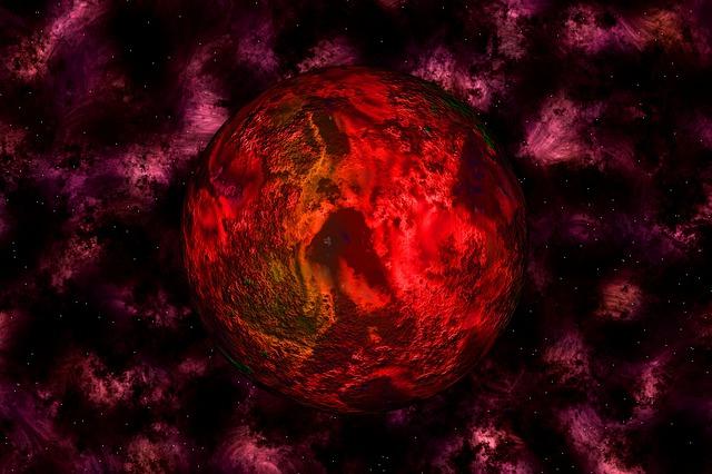Mars wieder direkt in Widder - Zeit für ein bisschen Rock'n Roll, Dinge bewegen sich endlich wieder vorwärts und das innere Feuer kehrt mit einem Knall zurück!