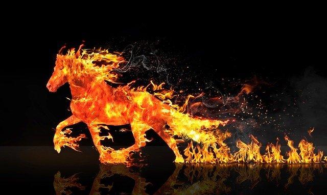 Neumond im Widder - Das Feuer und die Inspiration kehrt zurück, gib Vollgas, sei brillant, die Welt lechzt nach deinen Kreationen!