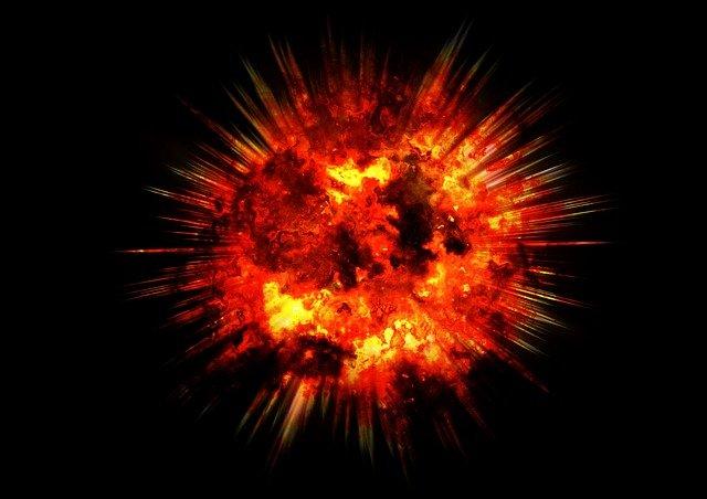 Mars Konjunktion Uranus im Stier-BOOM! Unberechenbar und explosiv, plötzliche Befreiung in Bezug auf Werte und  Ressourcen