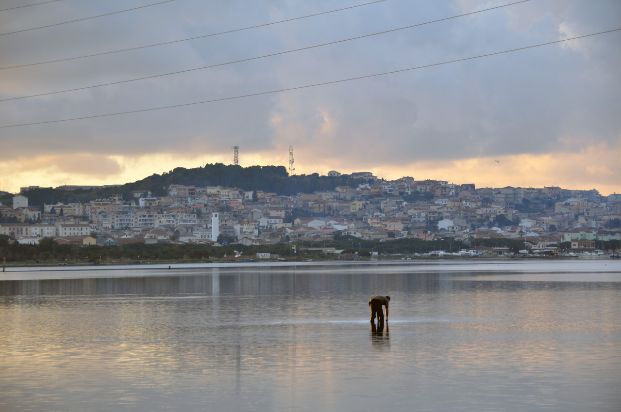 Panoramica di Sant'Antioco