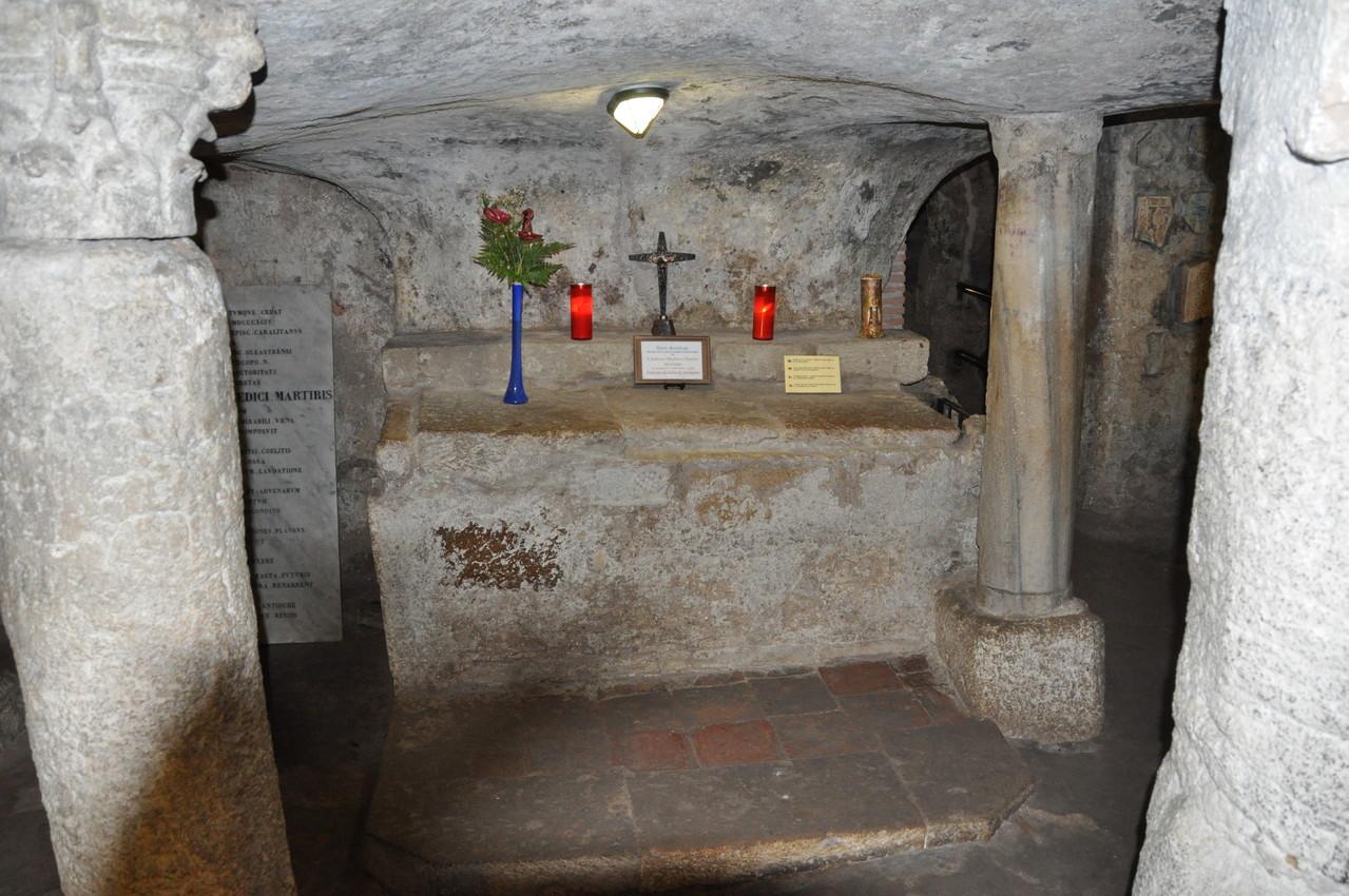 Tomba di Sant'Antioco Martire