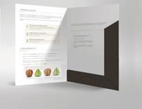 Tipografia Druso Bolzano - cartelle di presentazione