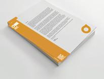 Tipografia Druso Bolzano - carta intestata