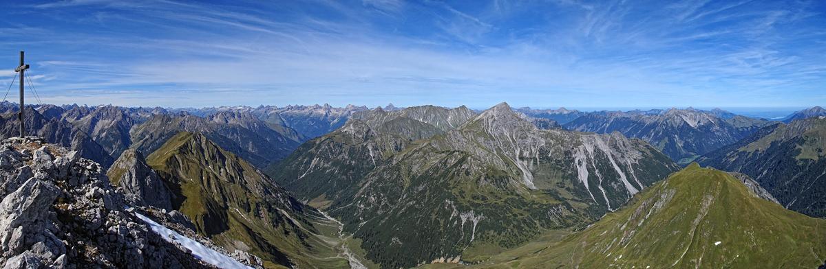 KRISMER Thomas, Maldongrat Lechtaler Alpen am Hahntennjoch